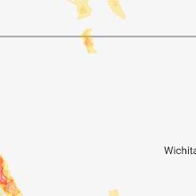 Regional Hail Map for Hays, KS - Sunday, July 29, 2018