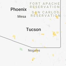Hail Map for tucson-az 2018-07-29