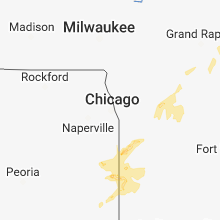 Hail Map for chicago-il 2018-08-02