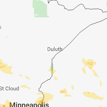 Hail Map for duluth-mn 2018-08-03