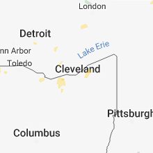 Hail Map for cleveland-oh 2018-08-06