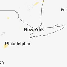 Hail Map for brooklyn-ny 2018-08-07