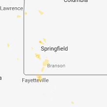 Hail Map for springfield-mo 2018-08-09