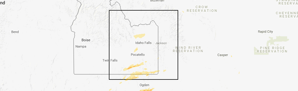 Interactive Hail Maps Hail Map For Lava Hot Springs Id