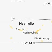 Hail Map for nashville-tn 2018-08-30