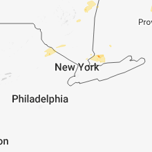 Regional Hail Map for Brooklyn, NY - Thursday, September 6, 2018