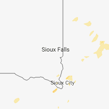 Regional Hail Map for Sioux Falls, SD - Thursday, September 20, 2018
