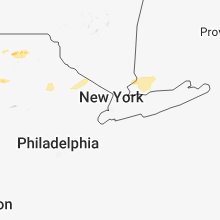 Regional Hail Map for Brooklyn, NY - Tuesday, October 2, 2018