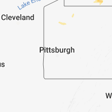 Regional Hail Map for Pittsburgh, PA - Saturday, October 6, 2018