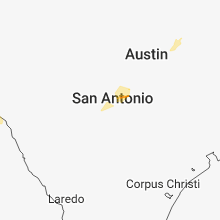 Hail Map for san-antonio-tx 2018-10-31