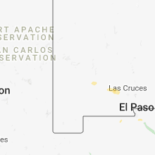 Regional Hail Map for Silver City, NM - Wednesday, October 31, 2018