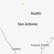 Hail Map for san-antonio-tx 2018-11-08