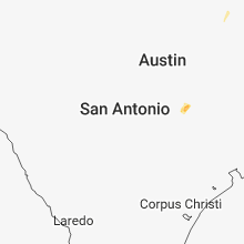 Hail Map for san-antonio-tx 2018-11-11