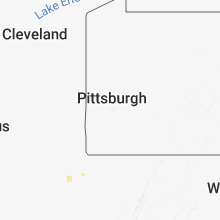 Regional Hail Map for Pittsburgh, PA - Saturday, December 1, 2018