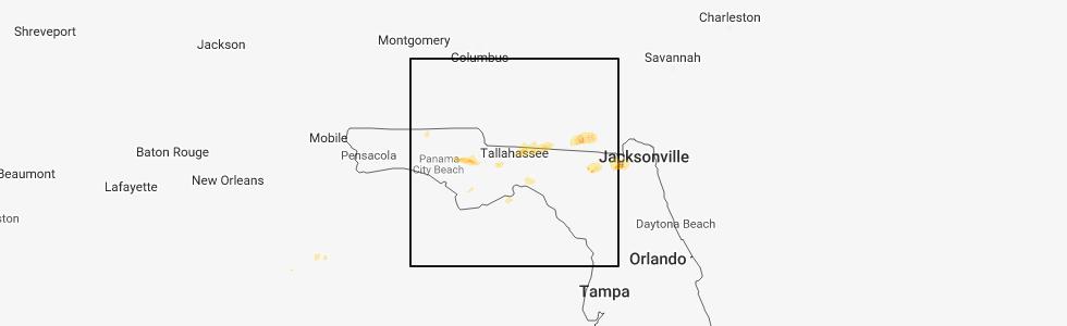 Map Of Quitman Georgia.Interactive Hail Maps Hail Map For Quitman Ga