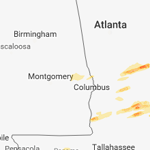 Hail Map for auburn-al 2019-03-03