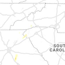 Hail Map for greenville-sc 2019-04-09
