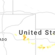 Hail Map for yuma-co 2019-04-21