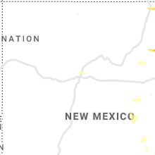 Hail Map for albuquerque-nm 2019-04-26