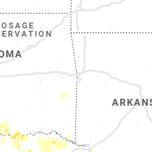 Hail Map for fort-smith-ar 2019-05-01