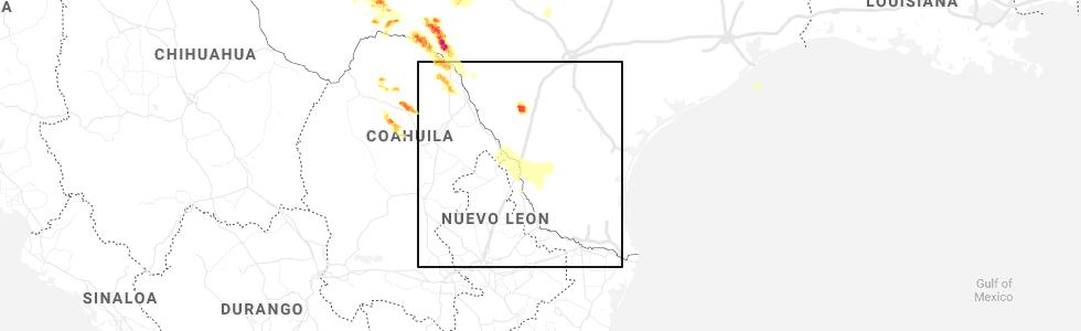 Map Of Texas Showing Laredo.Hail Map For Laredo Tx Thursday May 2 2019