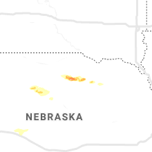 Regional Hail Map for Oneill, NE - Saturday, May 4, 2019
