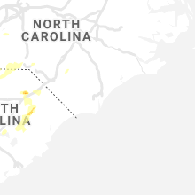 Hail Map for wilmington-nc 2019-05-04