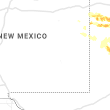 Hail Map for roswell-nm 2019-05-08