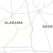 Hail Map for auburn-al 2019-05-09