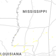Regional Hail Map for Jackson, MS - Thursday, May 9, 2019