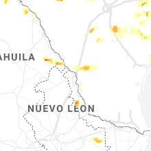Hail Map for laredo-tx 2019-05-09