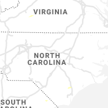 Regional Hail Map for Raleigh, NC - Sunday, May 12, 2019