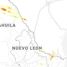 Hail Map for laredo-tx 2019-05-13