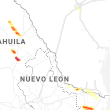 Hail Map for laredo-tx 2019-05-14