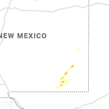 Hail Map for roswell-nm 2019-05-16