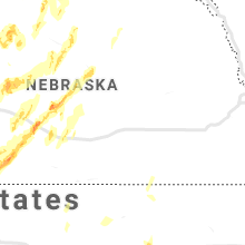 Regional Hail Map for Grand Island, NE - Friday, May 17, 2019