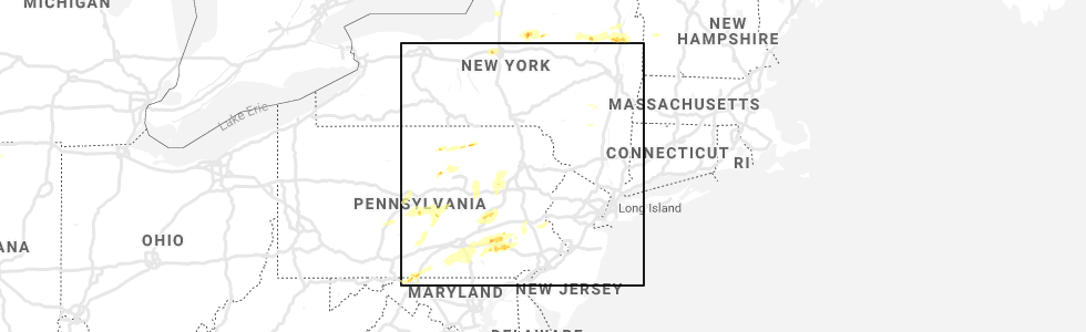 Interactive Hail Maps - Hail Map for Danville, PA on