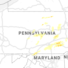 Regional Hail Map for State College, PA - Sunday, May 19, 2019