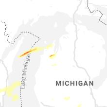 Hail Map for traverse-city-mi 2019-05-24