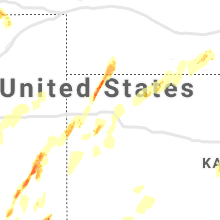 Regional Hail Map for Colby, KS - Sunday, May 26, 2019