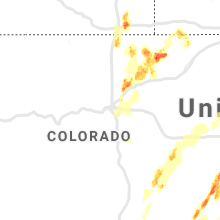 Regional Hail Map for Denver, CO - Sunday, May 26, 2019