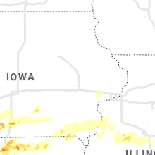 Hail Map for cedar-rapids-ia 2019-05-28