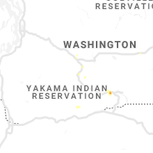 Regional Hail Map for Yakima, WA - Tuesday, May 28, 2019