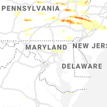 Regional Hail Map for Baltimore, MD - Wednesday, May 29, 2019