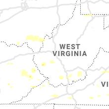Regional Hail Map for Charleston, WV - Wednesday, May 29, 2019