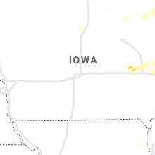 Regional Hail Map for Des Moines, IA - Wednesday, May 29, 2019