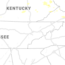 Regional Hail Map for Knoxville, TN - Wednesday, May 29, 2019