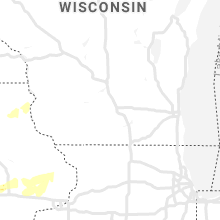 Regional Hail Map for Madison, WI - Wednesday, May 29, 2019