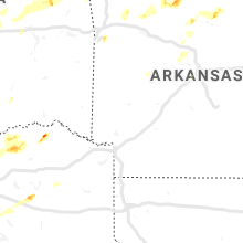 Hail Map for nashville-ar 2019-05-29