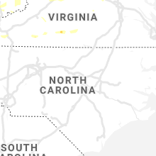 Regional Hail Map for Raleigh, NC - Wednesday, May 29, 2019